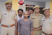 राजसमंद चाकूवार का मामला: जानलेवा हमले का मुख्य आरोपी गिरफ्तार