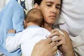 चमत्कार! कोमा में महिला ने बच्चे को दिया जन्म, इसे देख डॉक्टर हुए हैरान