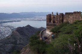 डिजाइन पर उतरा अजमेर के ऐतिहासिक तारागढ़ फोर्ट का रोप-वे