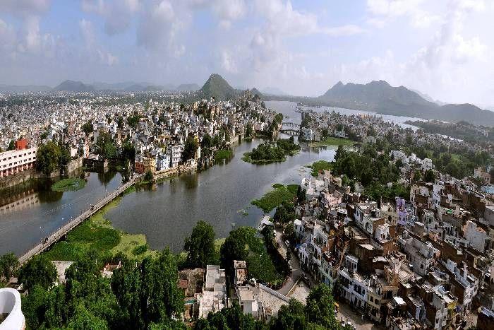 उदयपुर बना देशभर में सबसे पसंदीदा पर्यटन स्थल, ट्रैवल मैग्जीन के सर्वे में मारी बाजी