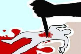 चाकू के हमले से घायल अवस्था में मिला युवक, पुलिस ने चाकू किया बरामद