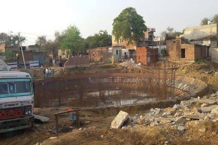 एनजीटी ने रुकवाया खानपुर एसटीपी का काम, ग्रामीणों में हर्ष