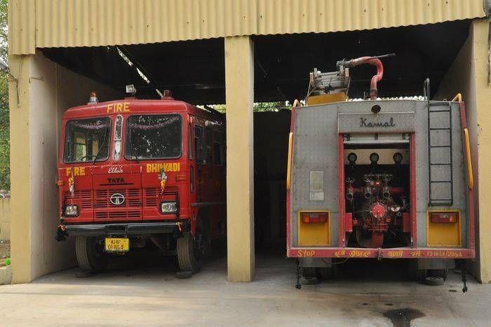 चार दमकलों पर देश के सबसे बड़े औद्योगिक क्षेत्र का भार, हर साल आग की घटनाओं में होता है बड़ा नुकसान