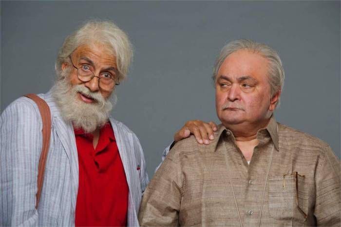 102 साल के अमिताभ बच्चन 75 की उम्र के ऋषि कपूर के बनेंगे पिता,बड़े पर्दे पर फिर आएंगे साथ नजर