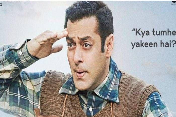 सलमान खान की फिल्म 'ट्यूबलाइट' की रिलीज से पहले सोशल मीडिया पर वायरल हुआ सलमान का यह वीडियो