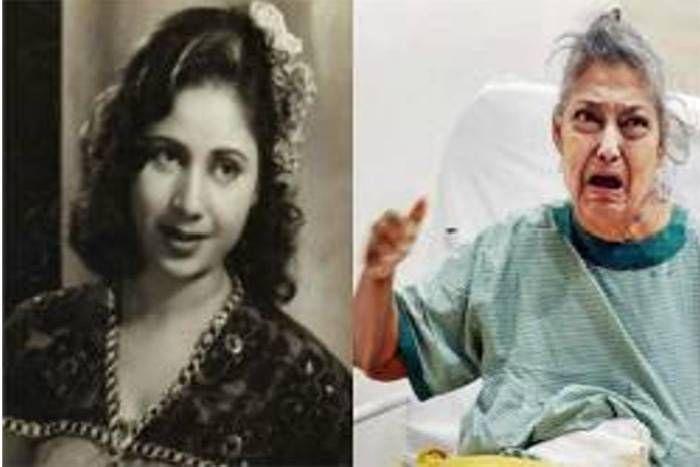 पाकीजा में काम करने वाली एक्ट्रेस गीता कपूर की दर्दनाक कहानी,अस्पताल में भर्ती करा बेटा हुआ फरार,पैसों के लिए करता था 'मां' पर जुल्म