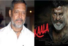 रजनीकांत स्टारर फिल्म 'काला करिकालन' में महत्वपूर्ण भूमिका में दिखेंगे नाना पाटेकर