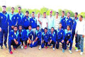 कोटा के मैदान पर तैयार हुई प्रदेश की हॉकी टीम