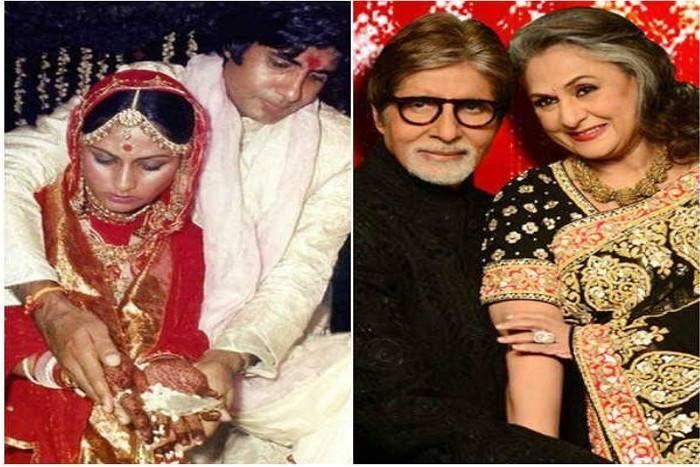 अमिताभ और जया बच्चन की शादी को पूरे हुए 44 साल, बिग बी ने जया के साथ शेयर किया ये शानदार फोटो