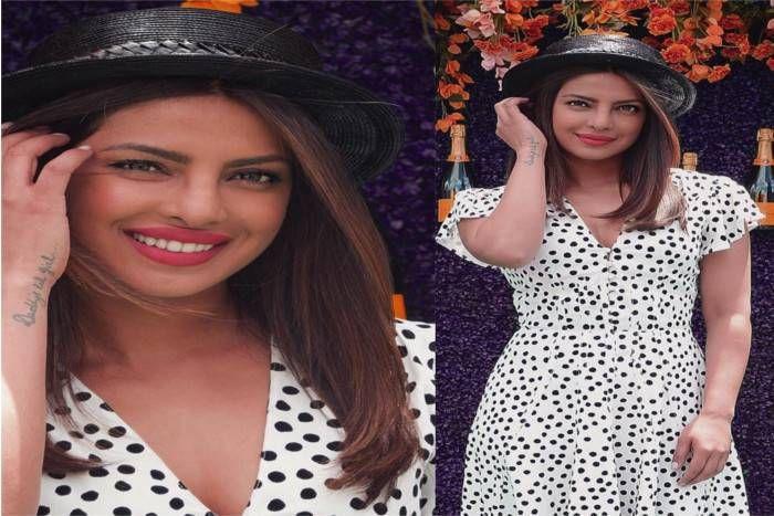 इन हॉलीवुड स्टार्स के साथ वेकेशन इंजॉय कर रही है देसी गर्ल प्रियंका चोपड़ा, सोशल मीडिया पर शेयर की मैंचिग ड्रेस में फोटो