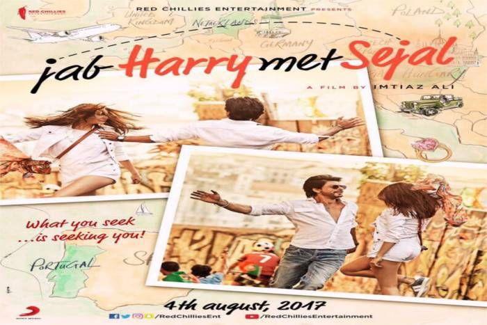 कहीं शाहरुख-अनुष्का की फिल्म 'जब हैरी मेट सेजल' हॉलीवुड फिल्म की कॉपी तो नहीं! KRK ने उठाए सवाल