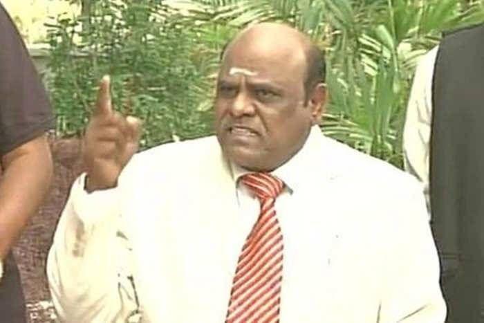 कलकत्ता हार्इकोर्ट के पूर्व न्यायाधीश सीएस कर्णन कोयंबटूर से गिरफ्तार, सुप्रीम कोर्ट ने सुनार्इ है 6 महीने की सजा
