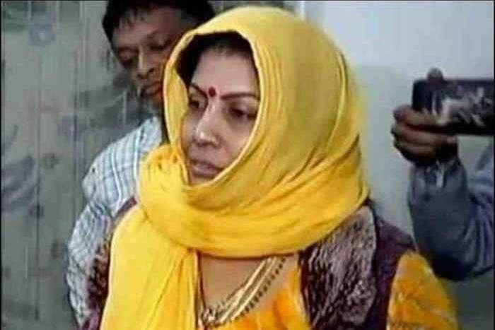 साध्वी जयश्री गिरी राजस्थान में गिरफ्तार, बाहुबली-2 देखने के बाद पुलिस को चकमा देकर हुर्इ थी फरार
