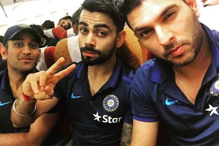 धोनी, विराट अौर युवी की मोहब्बत ने जीता पाकिस्तानी क्रिकेटर का दिल, आपको भी खुश कर देगा ये ट्वीट