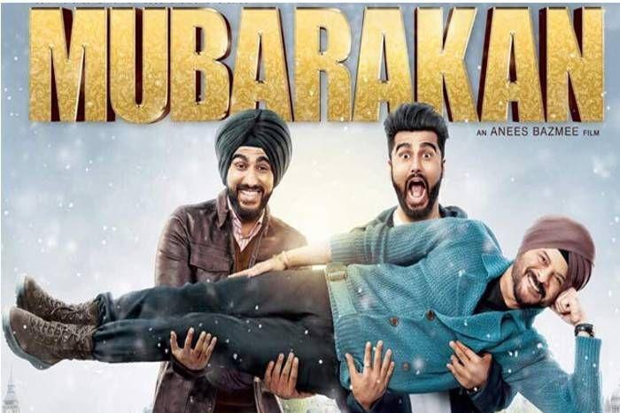 अर्जुन की सबसे सफल फिल्म होनी चाहिए 'मुबारकां' : अनिल कपूर
