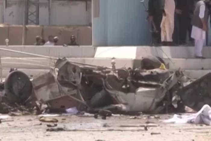 भीषण विस्फोट से दहला पाकिस्तान, अब तक 11 लोगों की मौत, कर्इ घायल