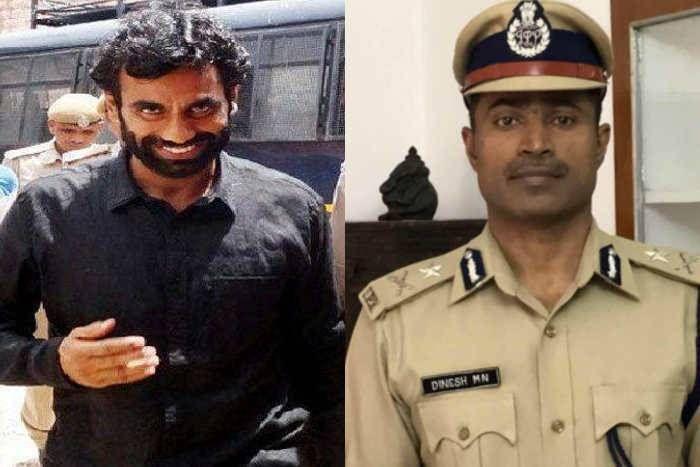 इस जांबाज IPS ने आनंदपाल को सरेंडर करने के लिए कहा था, कर्इ गुर्गों को भी किया गिरफ्तार