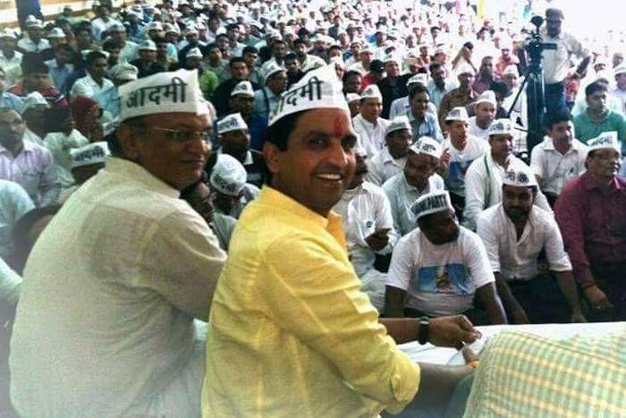 कुमार विश्वास बोले- 'दिल्ली में बैठे भाजपा नेता चाहते हैं राजस्थान में भाजपा हारे'