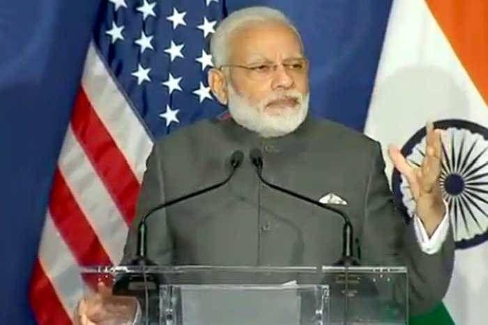 सर्जिकल स्ट्राइक पर बोले PM मोदी, किसी भी देश ने नहीं उठाया सवाल, शांति प्रिय हैं, इसे कमजोरी न समझें