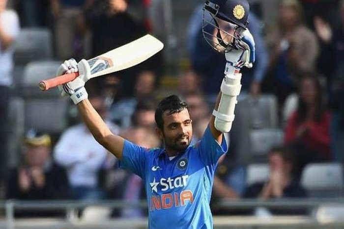 'हार के सदमे' को पीछे छोड़ भारत ने वेस्टइंडीज को 105 रनों से दी शिकस्त, रहाणे ने जड़ा शतक