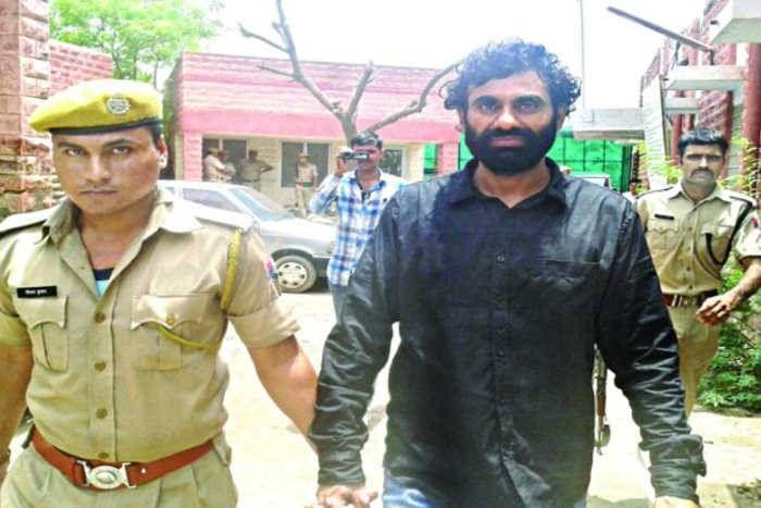 आनंदपाल एनकाउंटरः राजपूतों को नहीं मिली रैली की अनुमति, चप्पे-चप्पे पर पुलिस तैनात