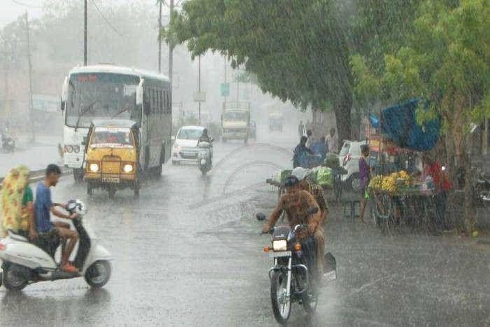 हवाआें ने पलट दी बाजी, बाड़मेर-कोटा में अटक गया मानूसन, अब मौसम विभाग को गर्मी पड़ने का इंतजार