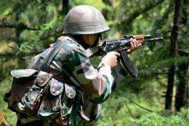 जम्मू-कश्मीर में 5 साल में मारे गए 599 आतंकवादी, पिछले 6 महीने में 92