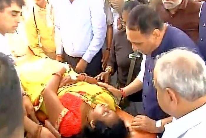 अमरनाथ हमला : गुुजरात सरकार ने मृतकों के परिवार को 10-10 लाख की मदद देने का किया एेलान