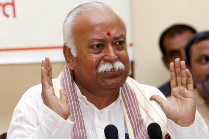 RSS प्रमुख ने की PM मोदी की जमकर तारीफ, बोले- मोदी का रास्ता भले टेढ़ा-मेढ़ा, लेकिन लक्ष्य अडिग
