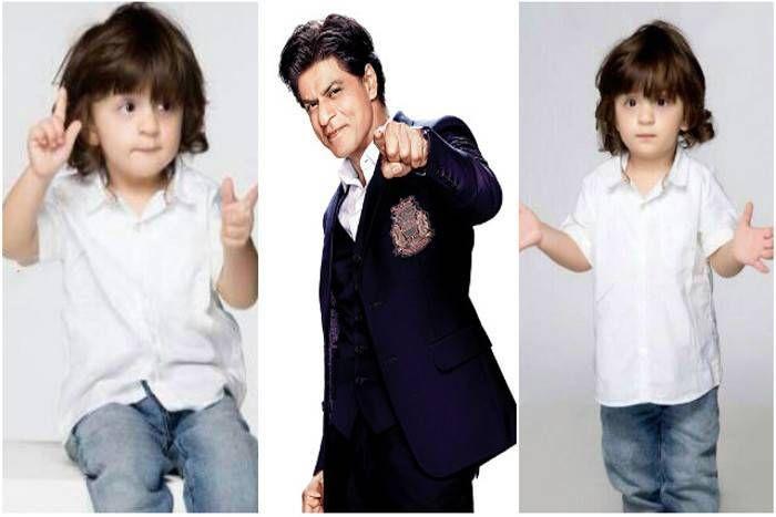 शाहरुख खान अबराम को मानते है खुशकिस्मत, कहा-'स्टारडम' के लिए नहीं 'लवडम' के लिए बने है अबराम