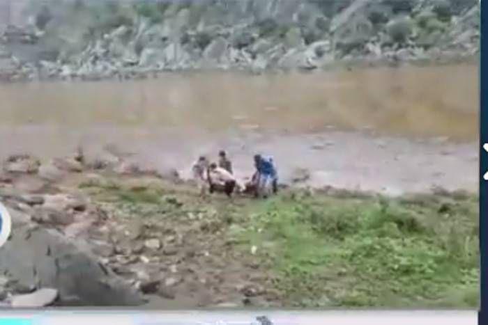 नदी में बहे SDM का शव मिला, बेटे ने सुनियोजित हत्या दिया करार, कहा-ड्राइवर मोहरा, सूत्रधार कोर्इ आैर