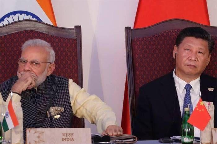 चीनी धमकी के बाद भारत भी सख्त, कहा-पीछे नहीं हटेंगे, डोकलाम में 100 मीटर की दूरी पर तैनात हैं दोनों देशों की सैन्य टुकडिय़ां