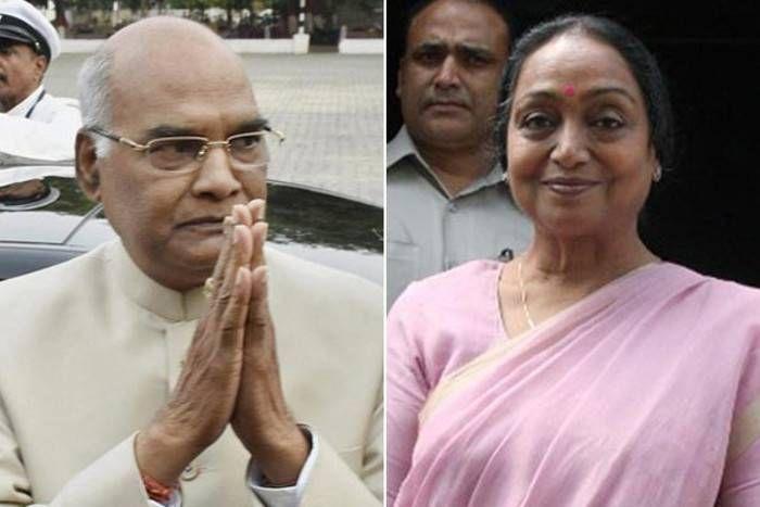 राष्ट्रपति चुनावः आज पता चलेगा कोविंद बनेंगे राष्ट्रपति या मीरा के सिर होगा जीत का सेहरा