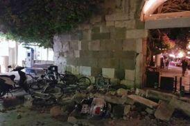 तुर्की में भूकंप के तेज झटकाें में दो लाेगाें की मौत, कई मकान क्षतिग्रस्त, लोगों में फैली दहशत