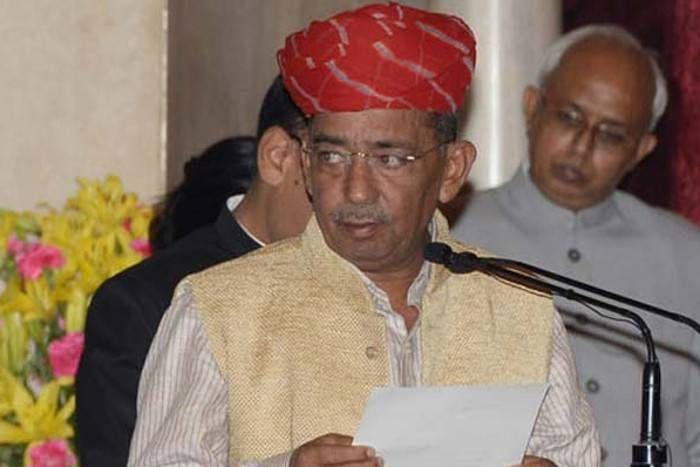 अमित शाह की बैठक के दौरान सांवरलाल जाट को आया हार्ट अटैक, BJP कार्यालय तक एम्बुलेंस को पहुंचने में लगा 10 मिनट का वक्त