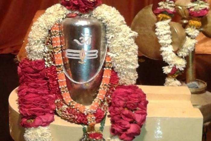 Image result for parad shivling pooja,nari