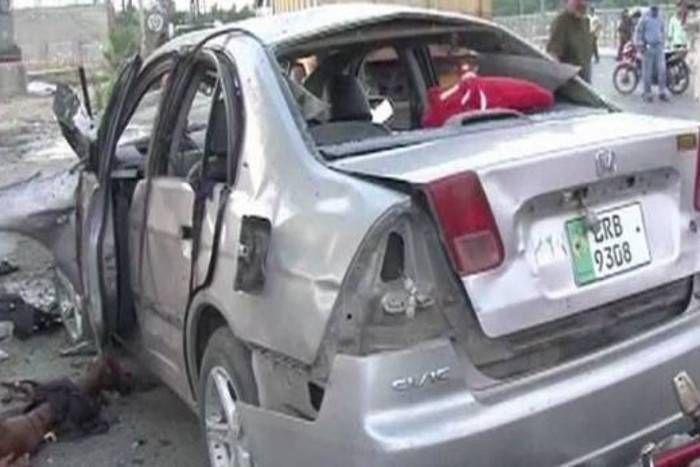 पाकिस्तानः लाहौर में CM आवास के निकट जबरदस्त आत्मघाती विस्फोट, 25 की मौत, 30 से ज्यादा घायल
