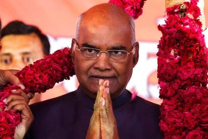 रामनाथ कोविंद ने देश के 14वें राष्ट्रपति के रूप में ली शपथ, जानिए कितना मिलेगा वेतन