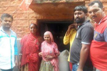 खबर का असर : कलक्टर के निर्देश पर जोधपुर की इस 92 साल की वृद्धा को मिला ये