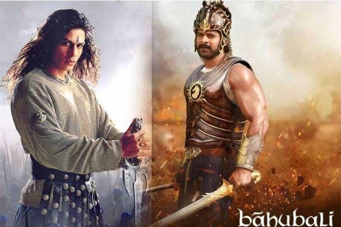 प्रभास के बाद अब बॉलीवुड के किंग शाहरुख खान बनेंगे 'बाहुबली'!