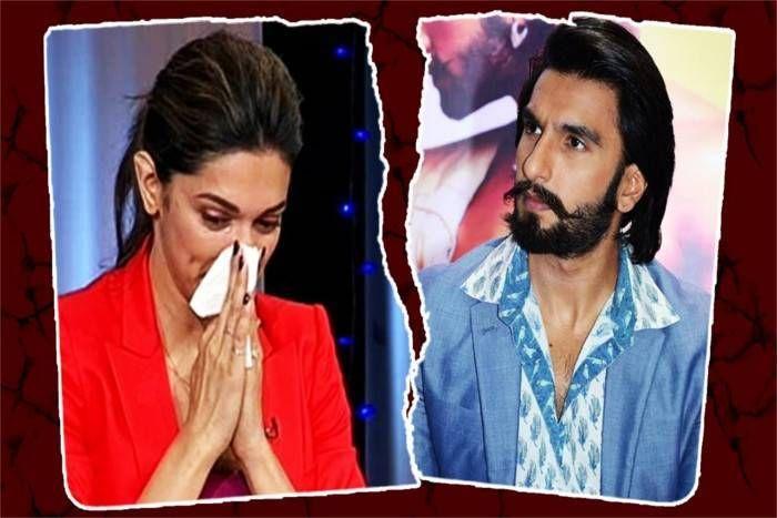 बॉलीवुड के 'बाजीराव' और 'मस्तानी' का टूटा रिश्ता,5 साल के साथ के बाद खत्म हो गई रणवीर और दीपिका की प्रेम कहानी