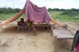 जालोर की बाढ़: फोटो में देखें तबाही का मंजर