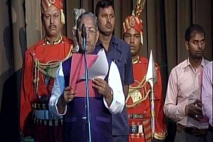 CM नीतीश के मंत्रिमंडल का विस्तार, विजेंद्र यादव-ललन सिंह समेत इन्होंने ली मंत्री पद की शपथ