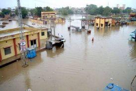शेखावाटी में बारिश बनी आफत, निचले इलाकों में भरा पानी, कई जगह मकान गिरे, प्रशासन ने जारी किए निर्देश...