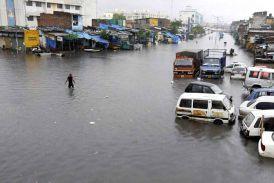 गुजरात की बारिश ने सीकर को दिया तगड़ा झटका, हर घर हुआ परेशान