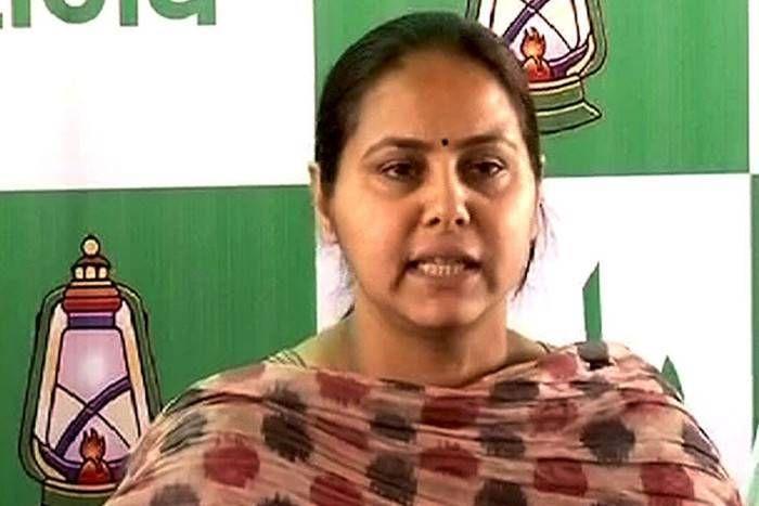 शैलेश कुमार यादव: नौकरी छोड़ सांसद पत्नी मीसा भारती की पार्टी साधने में जुटे