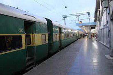 भागलपुर से दिल्ली जाने वाली गरीब रथ एक्सप्रेस को उड़ाने की धमकी