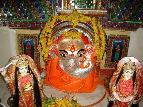 Image result for भोपाल, उज्जैन, गुजरात और रणथंभौर में चिंतामन गणपति मंदिर