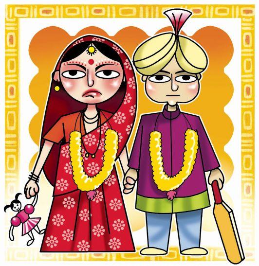 कम उम्र के लड़कों की शादी कराने में CG 6वें स्थान पर, राजस्थान अव्वल