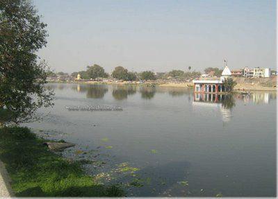 हिंदू-मुस्लिम एकता का प्रतीक है गोमती नदी